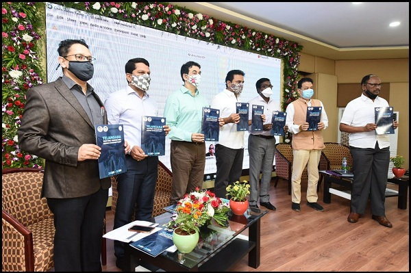 minister-ktr-unveiled-the-telangana-electric-vehicle-and-energy-storage-policy