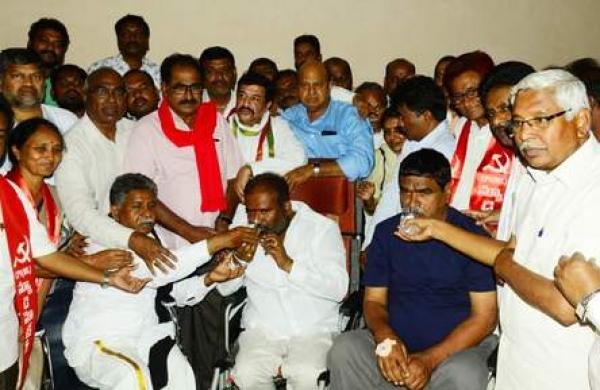 RTC JAC defers Sadak Bandh