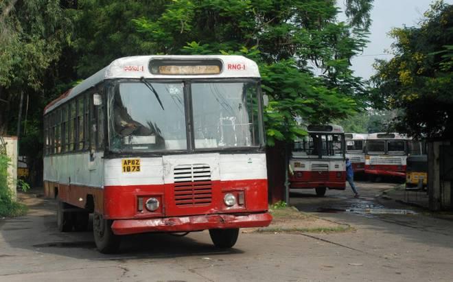 TSRTC bus fares revised