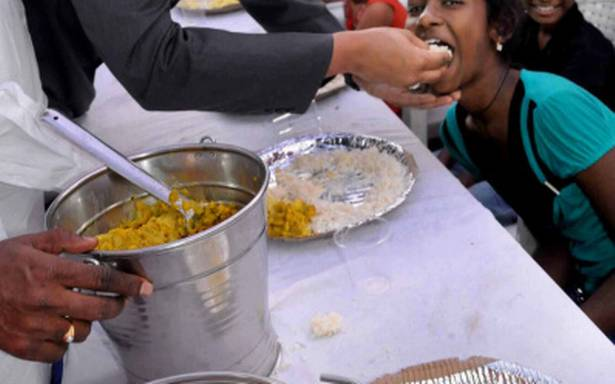 Annapurna meals canteen opens at Sultan Bazar