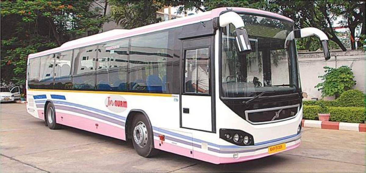 TSTRC to ply 6 Metro Luxury buses from today