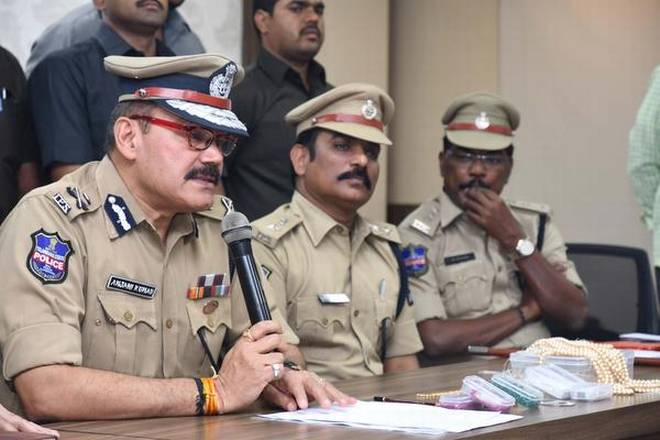 18,000 cops deployed in Hyderabad for Ganesh Chaturthi