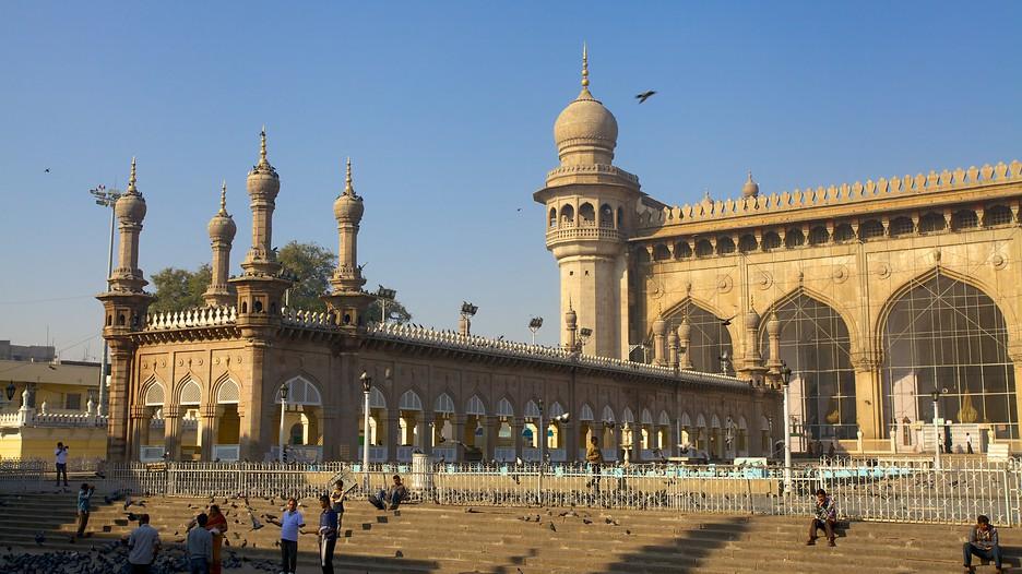 Telangana govt appoints Moulana Hafez Mohammed Lateef as Makkah Masjid Imam