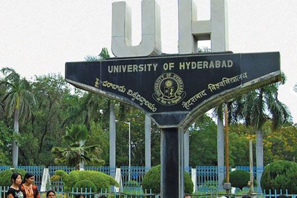 Hyderabad varsity intensify, students to claims near normalcy