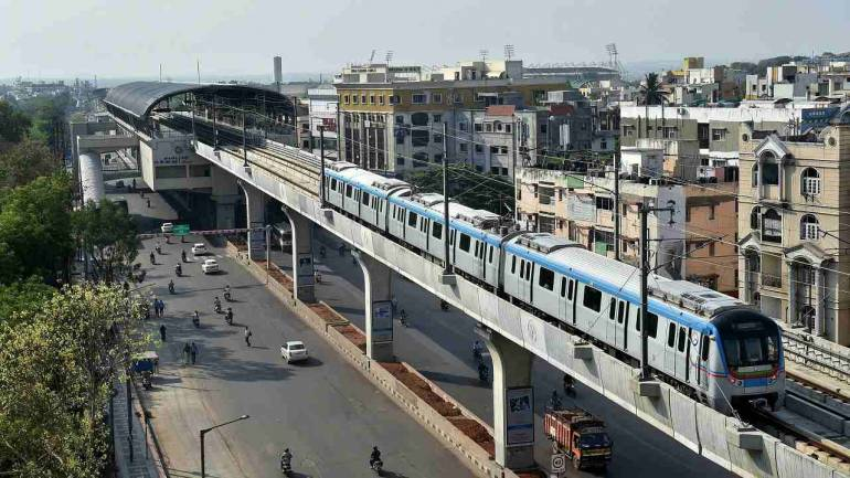 KTR asks for more coaches for Hyderabad Metro
