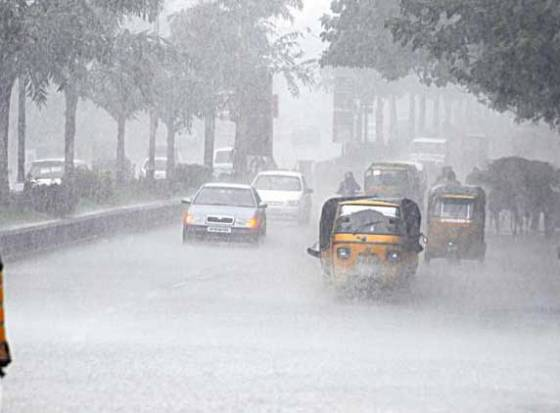 Light showers likely to occur in Telangana