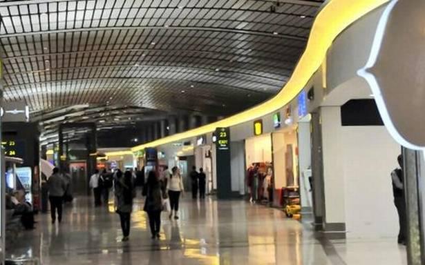 Hyderabad airport open Interim International Departure Terminal