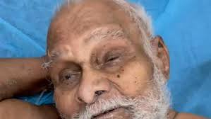100-year-old man beats Covid-19 in Hyderabad