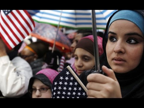 Americans' view of Arabs in the US