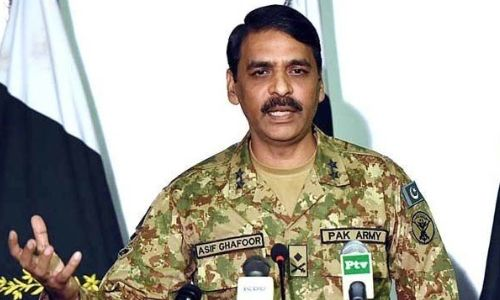 Pak Army rejects India