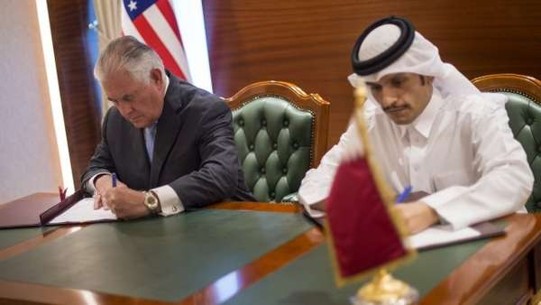 UAE welcomes US-Qatar agreement on fighting terrorism financing