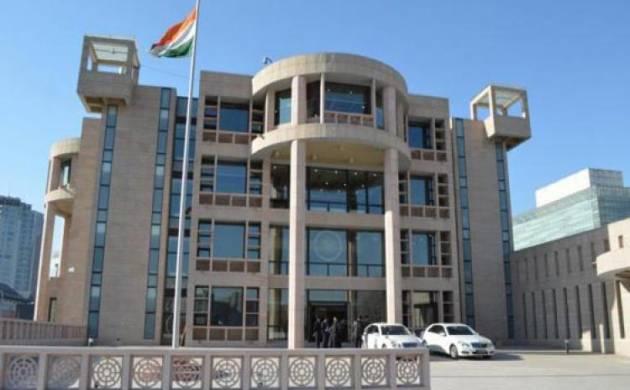 Rocket lands inside the premises of Indian embassy in Kabul, Afghanistan
