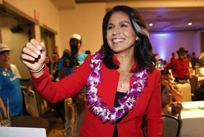 Howdy Modi event brings together Indian-Americans: Tulsi Gabbard