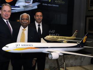 Jet Airways to expand through five hubs