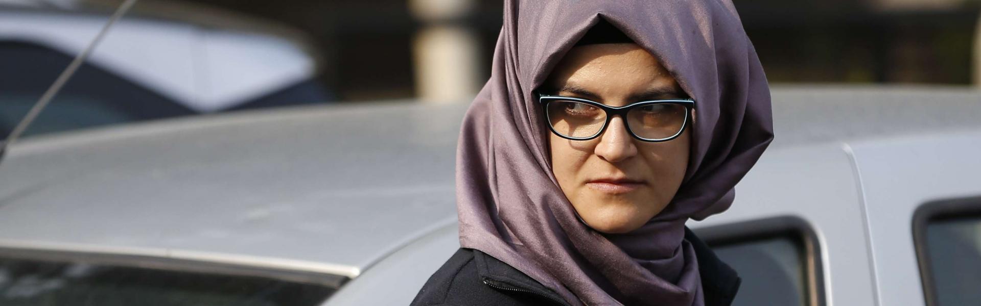 Khashoggi's fiancée asks for accountability if he was killed - NYT