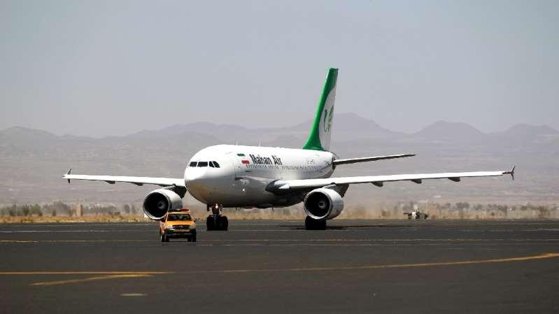 "Iran deplores ""unjustifiable"" German banning of Mahan Air"