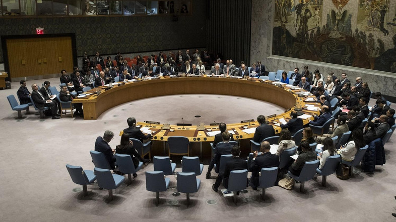 US urges fellow UN Security Council members to impose sanctions on Iran
