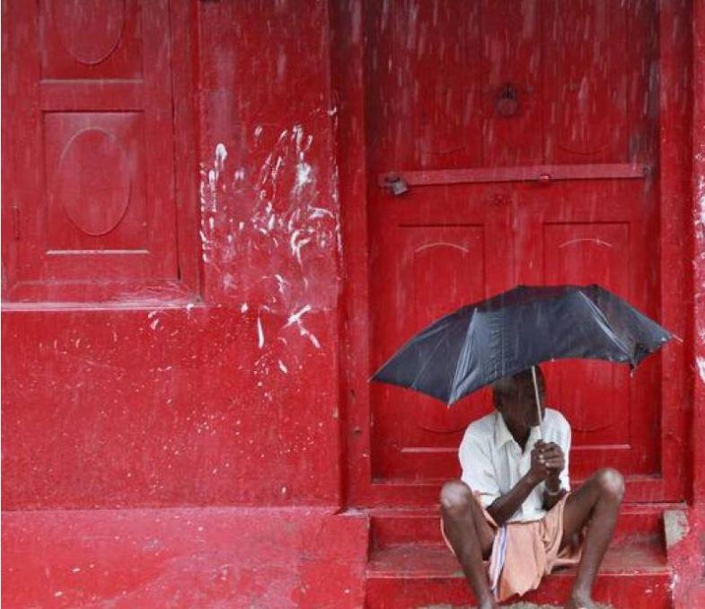 Monsoon rains to hit India