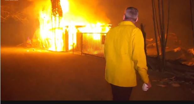 250,000 flee monster flames ravaging state in California wildfires