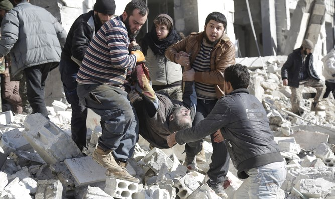 16 civilians killed in heavy bombardment across Idlib