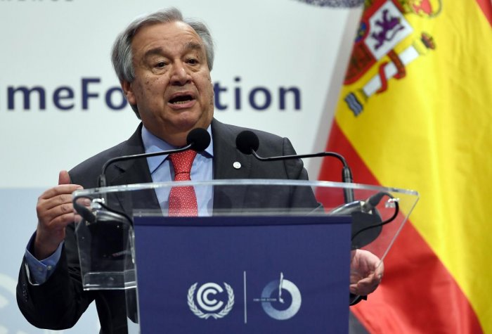 No comment on CAB but govts must pursue non-discriminatory laws: UN chief Antonio Guterres