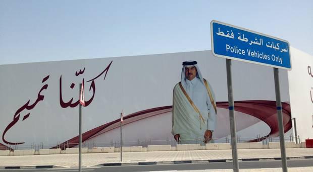 Arab nations say they have Qatar