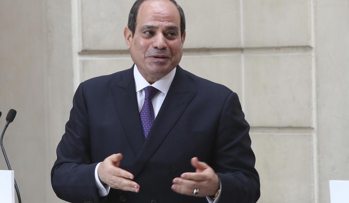 egyptspresidentsayshesupportsinterimlibyagovernment