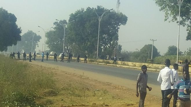 Nigeria Shia pilgrimage clash kills nine in Kano