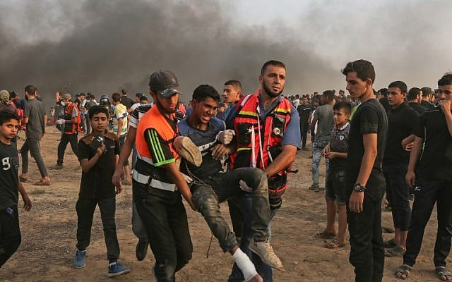 UN probe finds Israel may have committed 'crimes against humanity' against Gaza protests