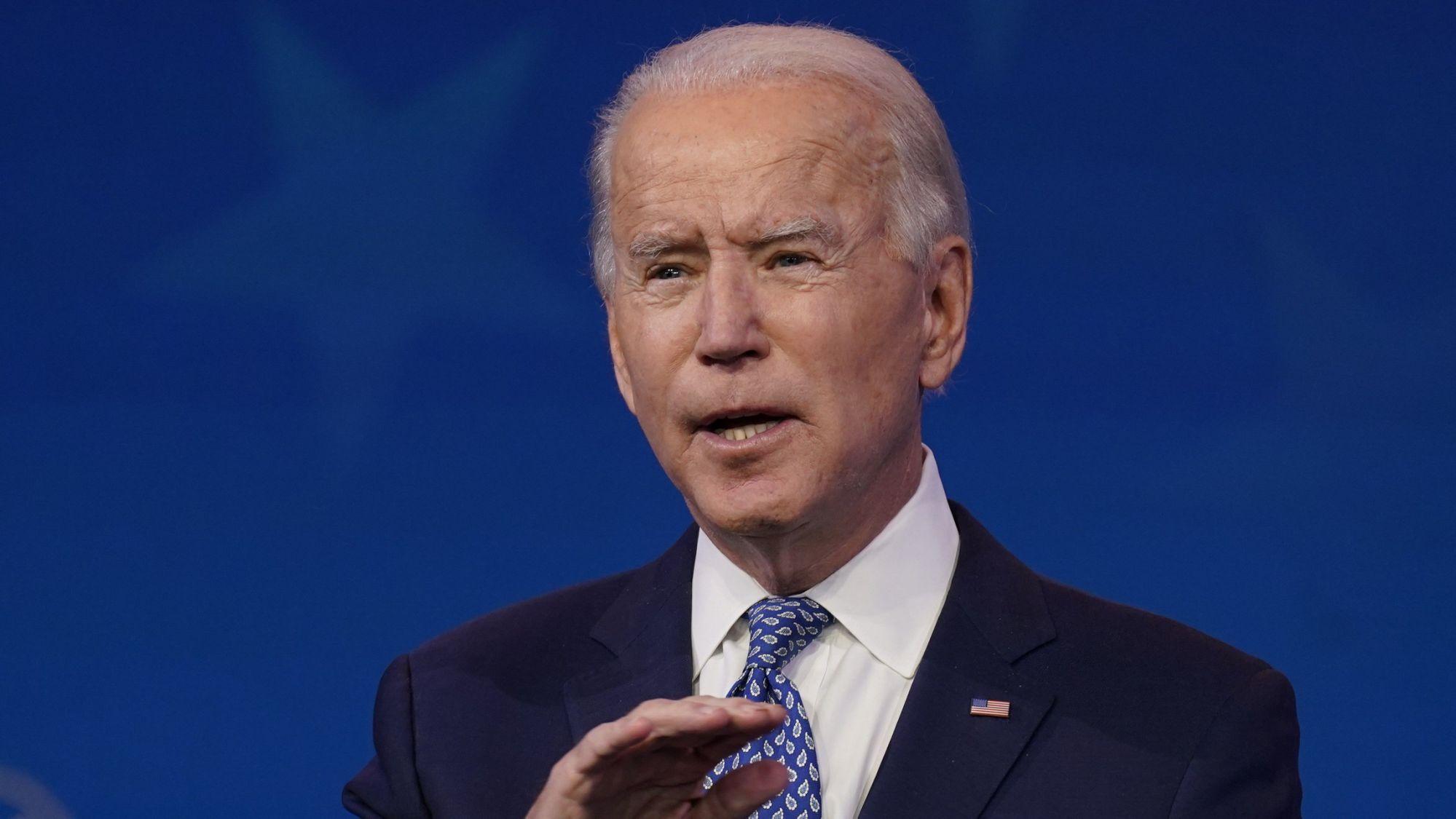 Twitter restarts Biden