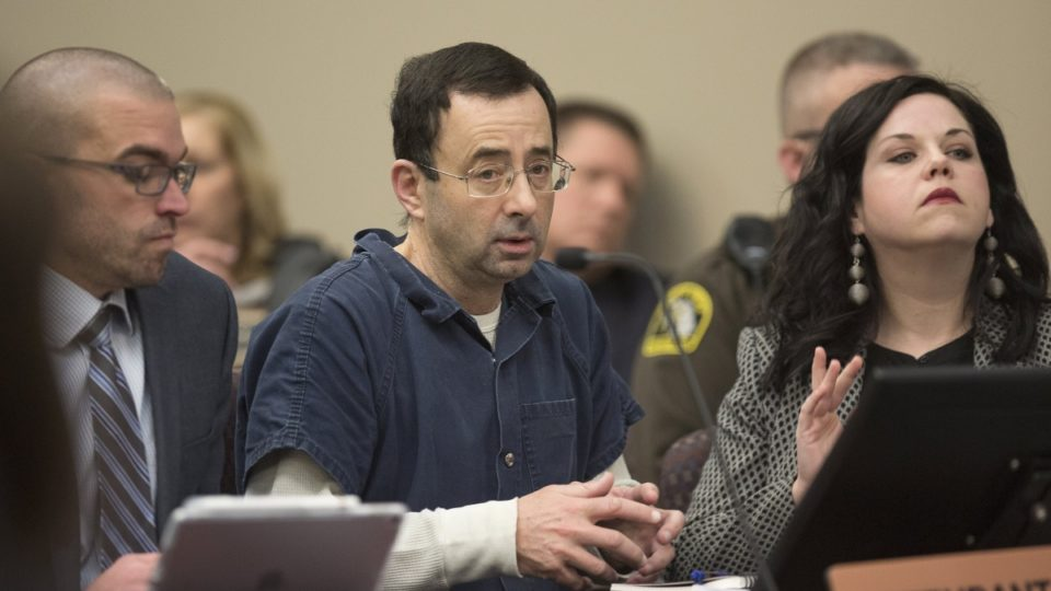 All USA Gymnastics directors board to quit over Larry Nassar sex abuse scandal