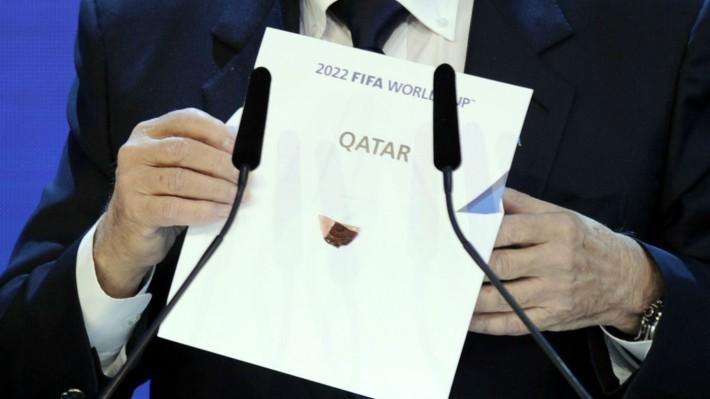 Qatar World Cup bid 'sabotaged' rivals