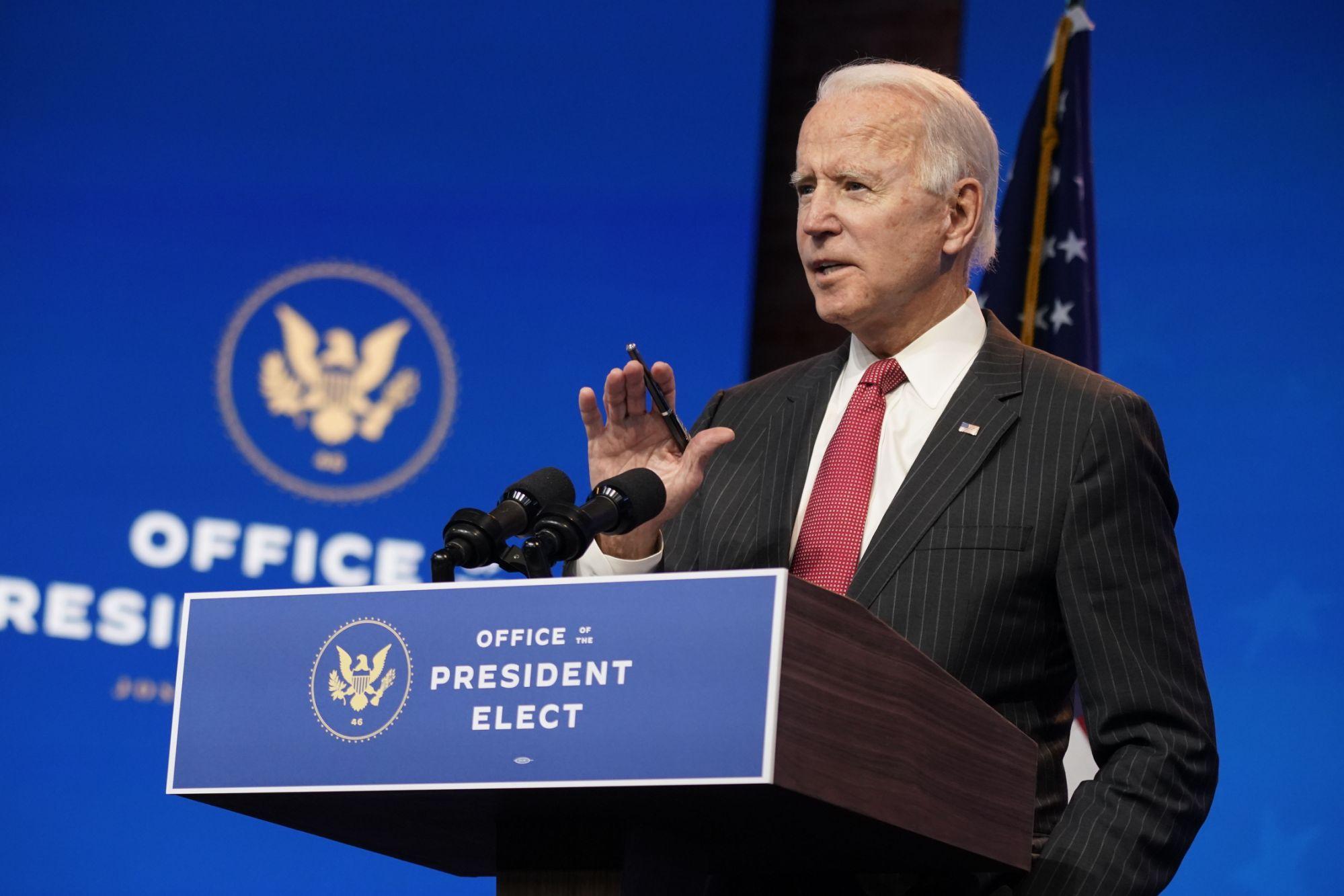 US President elect Joe Biden names Jenett Yellen as Treasury Secretary