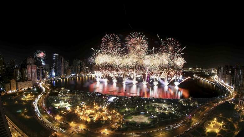 Where to spend New Year's Eve in Saudi Arabia
