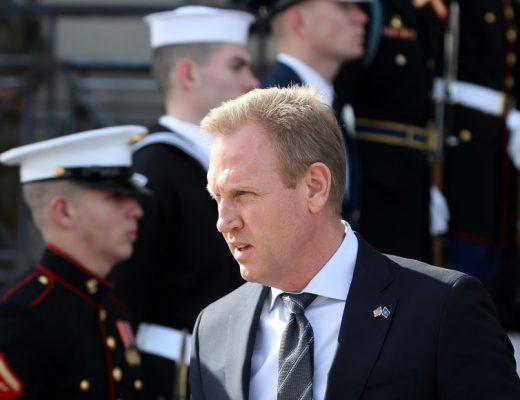 Acting US Defence Secretary arrives in Baghdad