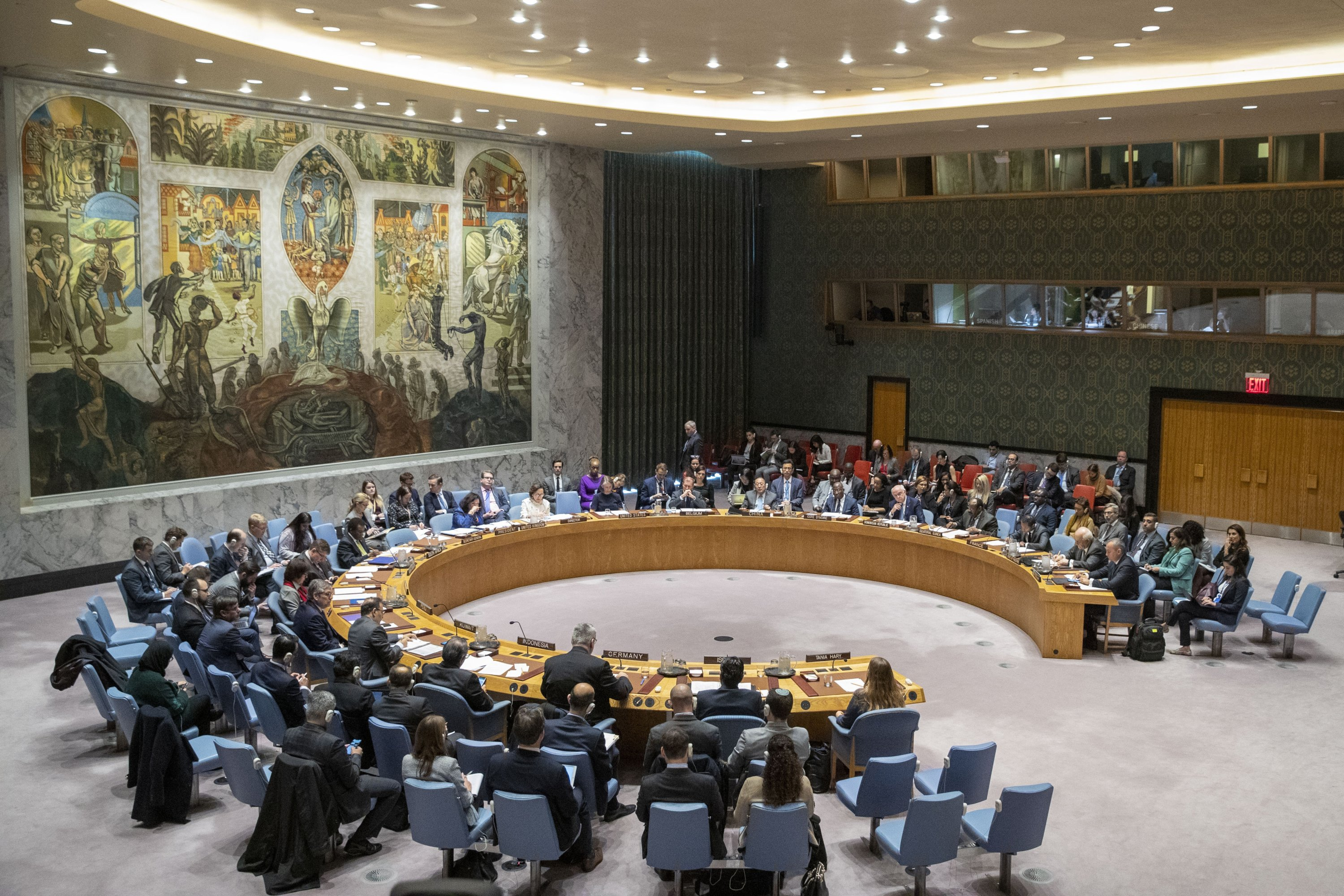 UNSC extends mandate of assistance mission in Afghanistan by six months
