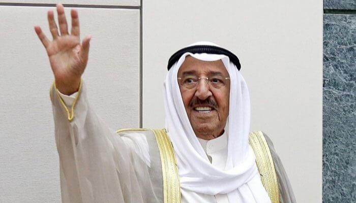 Kuwaiti Emir Sheikh Sabah Al-Ahmad Al-Jaber Al-Sabah passes away at 91
