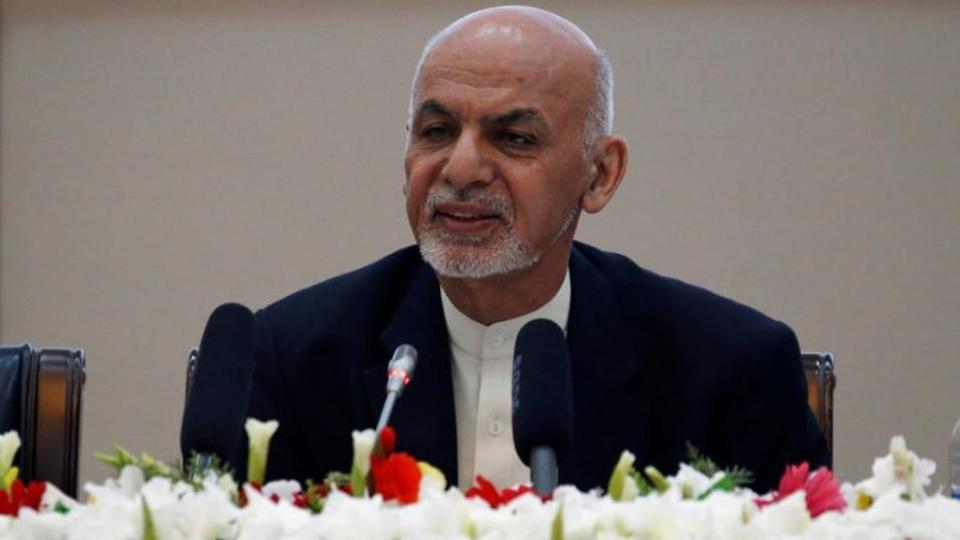 Afghan president Ashraf Ghani seeks clarification on Trump