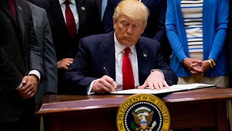 US president Trump singles out $4.6 billion for missile defence