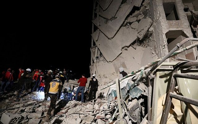 23 people killed in an explosion in Syria