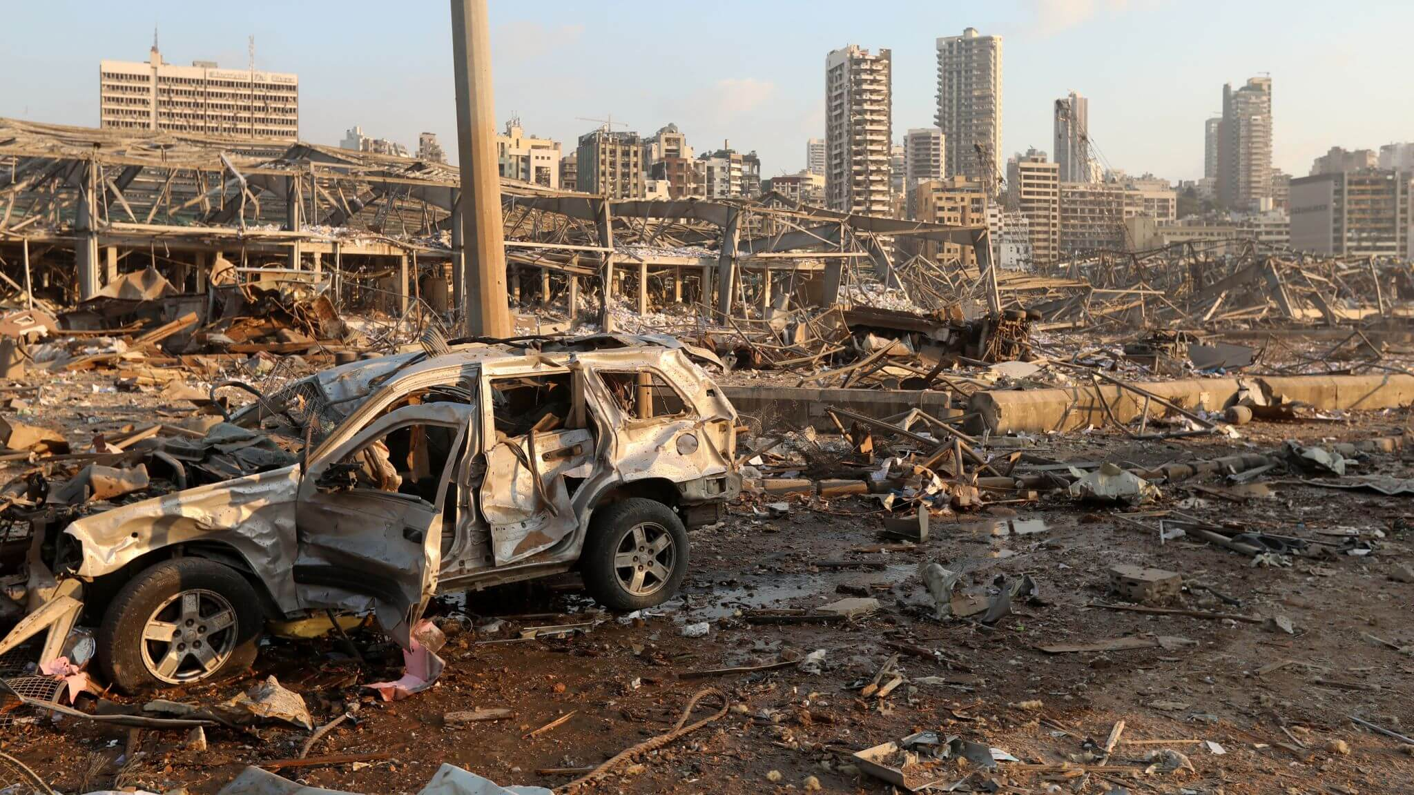 Three senior officials at the Port of Beirut arrested in Beirut Deadly Blast