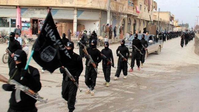 IS trains 400 fighters to attack Europe