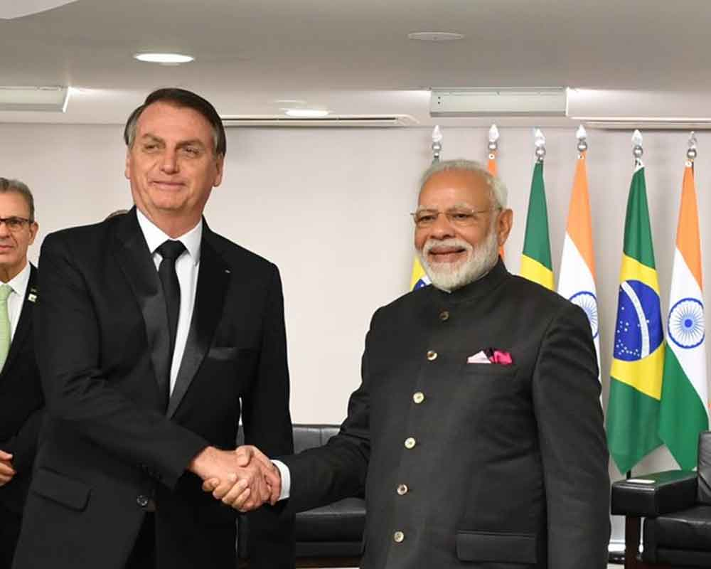 Brazilian Prez Bolsonaro to be chief guest at India