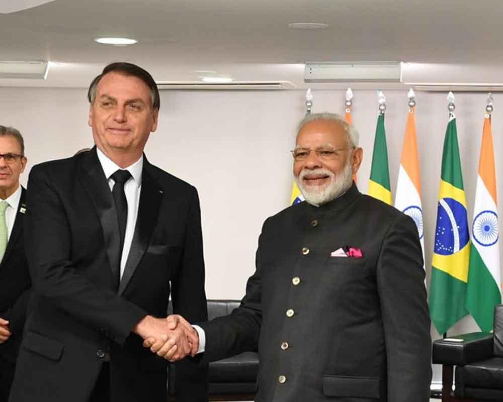 Brazilian Prez Bolsonaro to be chief guest at India