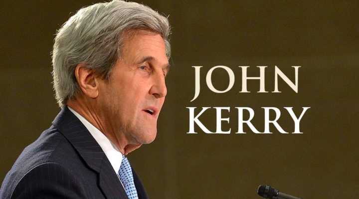 Biden names climate statesman John Kerry as climate envoy