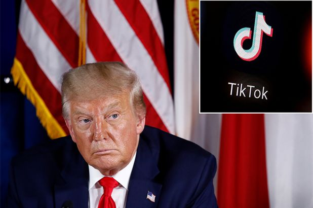 Trump to ban Tik Tok from US