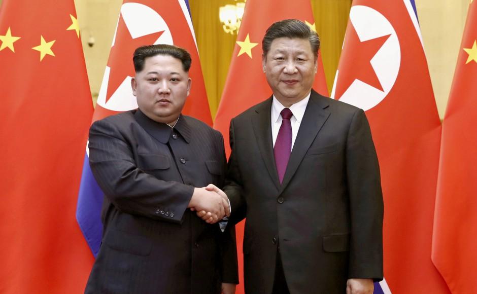 China acknowledges North Korean leader Kim Jong un