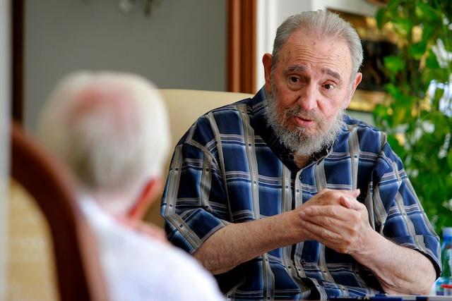 Fidel Castro passes away
