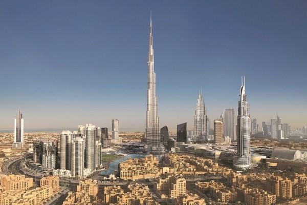 Dubai's GDP reaches Dh389bn in 2017