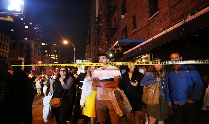 29 injured as explosion rocks busy NYC neighbourhood